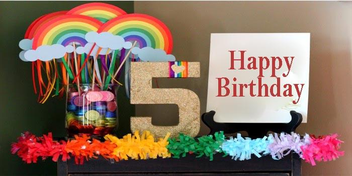 Top 5 Ideas to Having Best 5th Birthday Party Celebration
