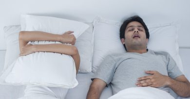 These 3 Steps will Help you to Stop Snoring once and for all